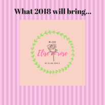 What 2018 will bring...