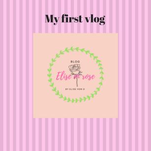 My first vlog 🎉-2